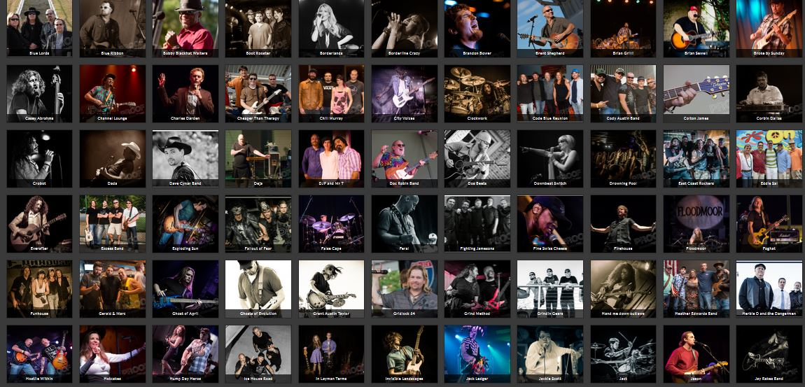 Musicians Photo Galleries